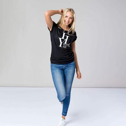 Fly Girl T-Shirt von Julien Bam - Girlies jetzt im Julien Bam Shop