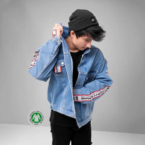Standby Jeansjacke von Julien Bam - Jackets jetzt im Julien Bam Shop