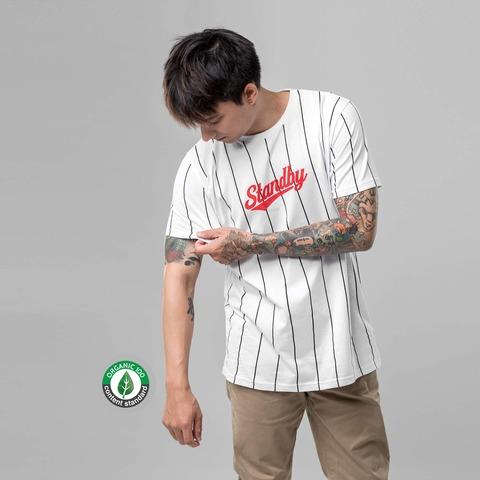 Standby Stripe von Julien Bam - T-Shirt jetzt im Julien Bam Shop